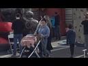 Hilary Duff strolls through farmers market with her children