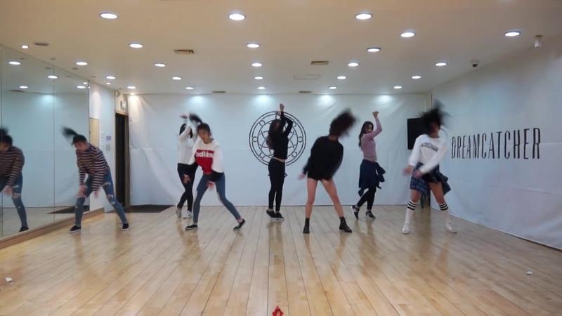 Dreamcatcher PIRI Dance Practice ( Mix Ver. )