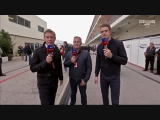 Formula1 2018. Round18. USA. Post Quali