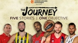 The Journey Five stories. One objective. All-access. All Season.