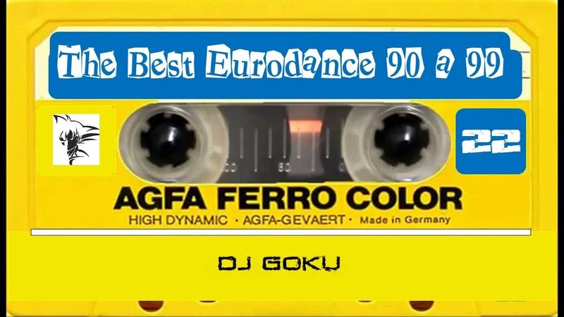 The Best Eurodance ( 90 a 99 ) - Part 22