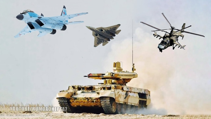 Russia's Military Modernization Top 25 Newest and Deadliest Weapons