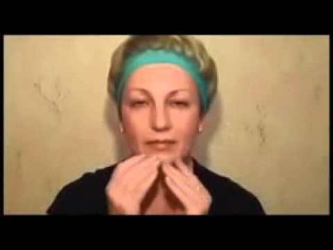 Японский массаж лица русский cтань на 10 лет моложе Уukuko tanaka youtube original