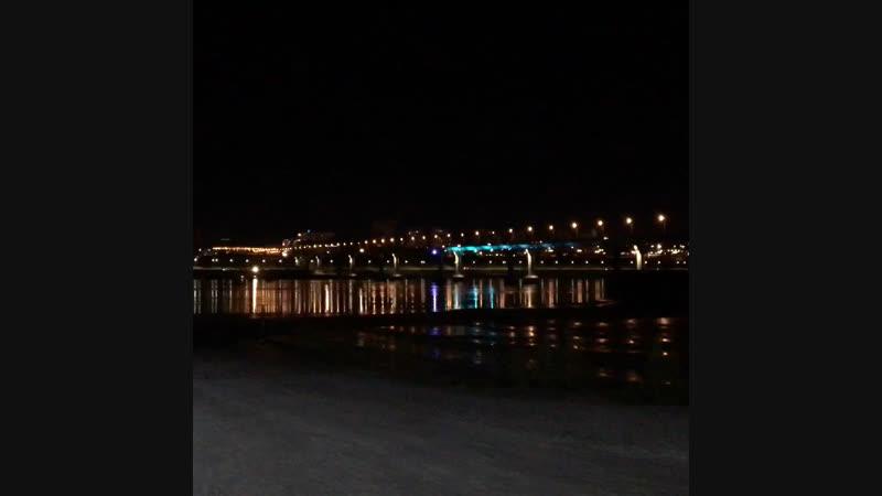 Ночная красота Волгограда 👍😄