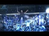 Sakis Rouvas - Intro &amp Irthes Live In Athens,Greece @ Kallimarmaro Stadium 070109