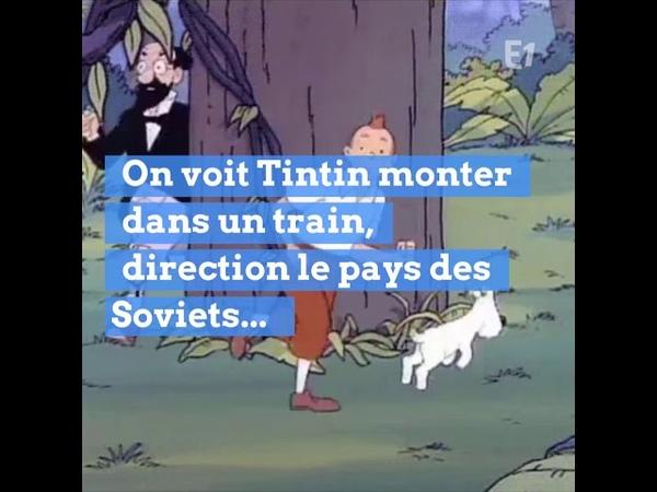Vous ne devinerez jamais son âge ? Tintin a 90 ans !