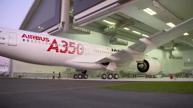 In the Making_ First A350 XWB to Japan Airlines