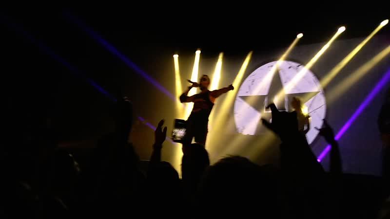 2rbina 2rista - Стальные яйца (live 21.10.18, St. Petersburg)