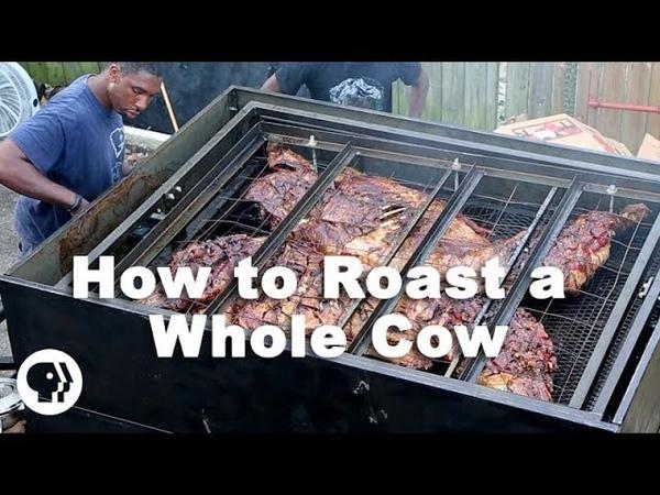 How To Roast a Whole Cow