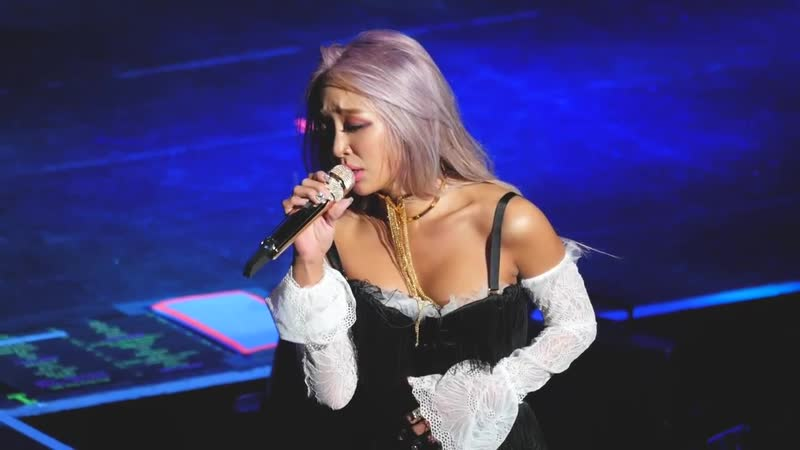 [FANCAM] 181110 HYOLYN - I Choose to love you @ Concert TRUE