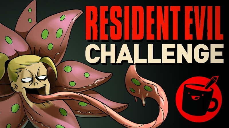 Artists Draw Resident Evil Monsters That They've Never Seen