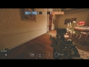 Tom Clancys Rainbow Six Siege / топ момент
