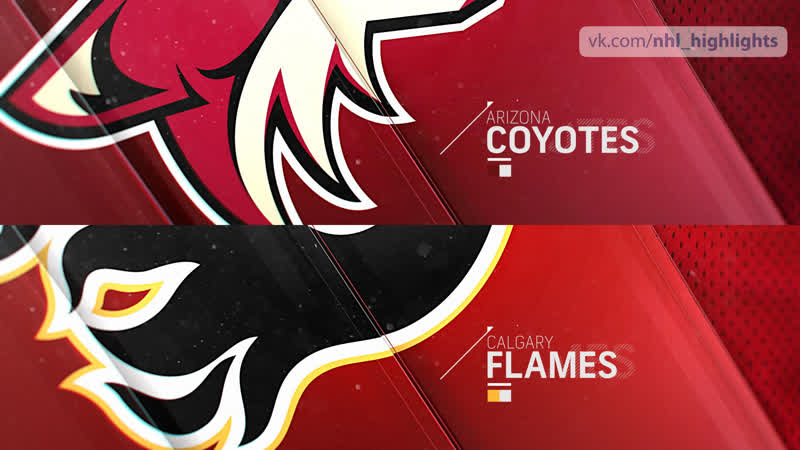 Arizona Coyotes vs Calgary Flames Feb 18, 2019 HIGHLIGHTS HD