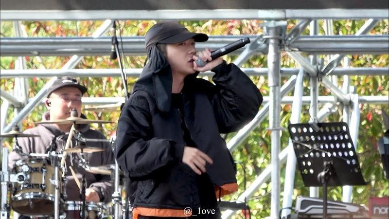 [07.10.2018] WooWonJae - Pow (Off Route Fest)