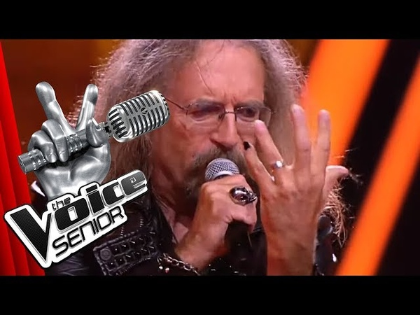 Steppenwolf - Born To Be Wild (Wolfgang Thunderwolf Schorer) | The Voice Senior | SAT.1