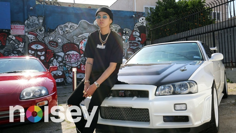 Kris Wu's Rare Car Collection: Noisey Raps