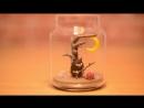 Приготовление кристальной конфеты - Миниатюра mini-asmr, ASMR, toy, stopmotion animation