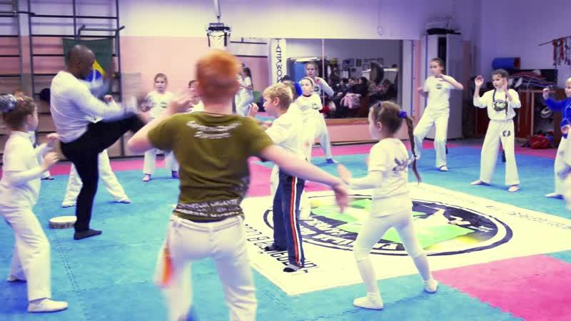 Capoeira- семинар