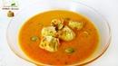 Нежный суп-пюре из тыквы со сливками рецепт. Ну, очень вкусный крем суп без мяса. Тыквенный суп