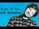 Shape of you Ed Sheeran violin saxophone piano