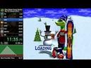 Gex 3 Deep Cover Gecko No TVC Speedrun 52 00 WR