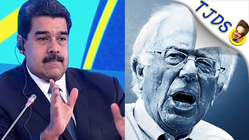Bernie's Disappointing Venezuela Tweet