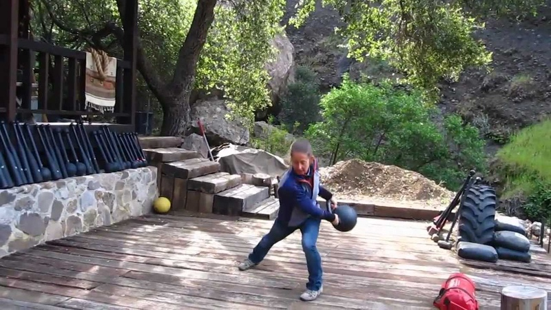Kettlebell Slasher with Halo Transition the CoachTara Way