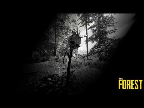 The Forest Стрим - Прохождение часть 3. Дикари уже повсюду! Ищем акваланг.