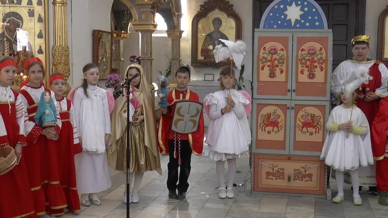 Пасхальный концерт 2018г. Воскресенский кафедральный собор. г.Тверь