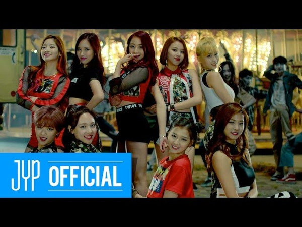 TWICE Like OOH-AHH(OOH-AHH하게) MV