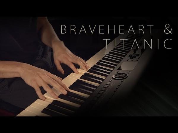Braveheart Titanic: Piano Suite - A James Horner Tribute \\ Jacob's Piano