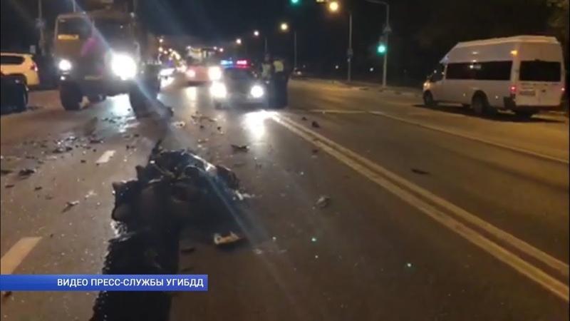 Белгородские ДТП за прошедшие выходные