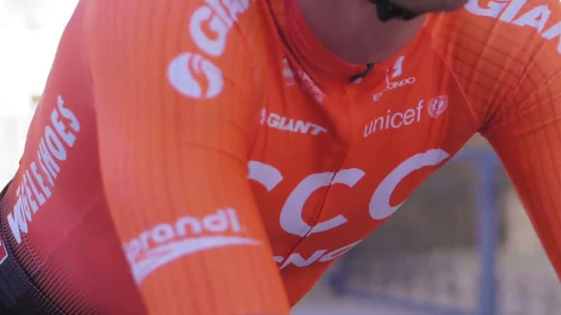 Новая форма CCC Team