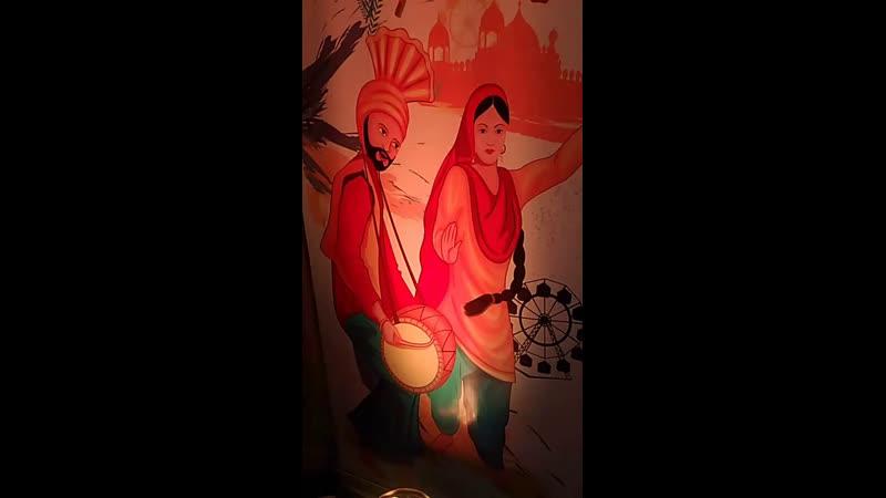 ИНДИЙСКИЙ ПРИЕМ В РАМКАХ ПМЭФ - 2019 В ГРАНД ОТЕЛЬ ЕВРОПА (BELMOND), ЗАЛ «КРЫША»