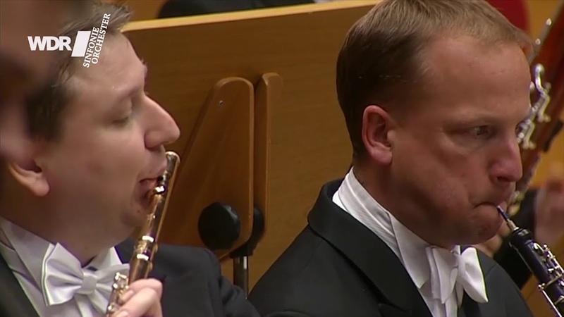 Beethoven Zyklus 2017/18: Sinfonie Nr. 1   WDR Sinfonieorchester Livestream [HD]