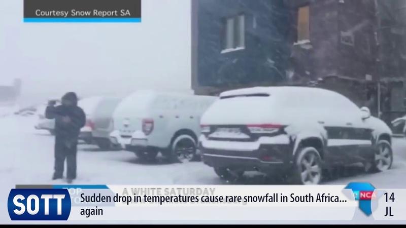 Видео-сводка SOTT о земных изменениях - июль 2018 года экстремальная погода