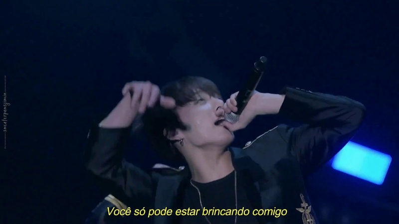 [LIVE] - BTS - Baepsae/Silver Spoon - Legendado PT-BR