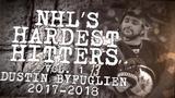 Best Dustin Byfuglien hits from 2017–18 | NHL's Hardest Hitters