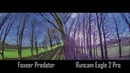 Foxeer Predator vs Runcam Eagle 2 Pro   FPV Camera Comparison