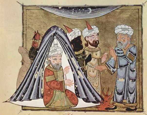 Арабские федераты у римских границ Источник - Между восточной границей Римской империи и Парфянской, а позже пришедшей ей на смену Персидской державой лежит обширная область пустынь. Их