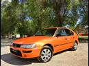 Toyota Corolla Оранжевый Перламутр