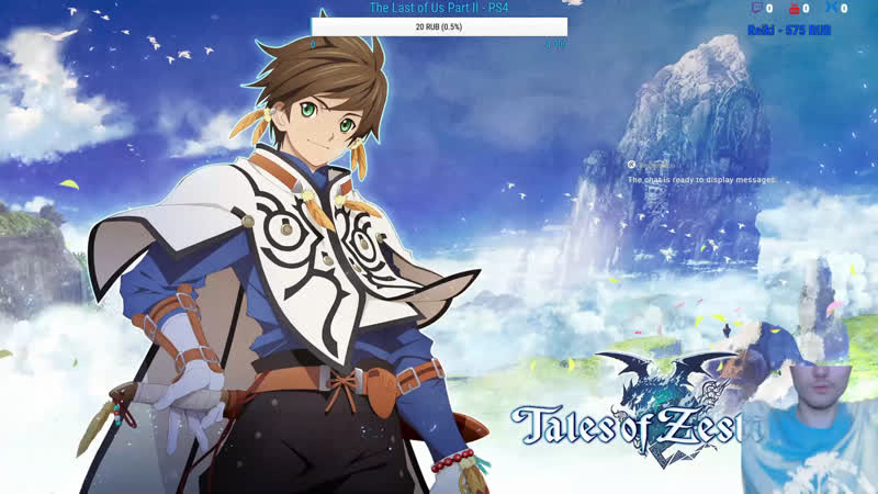 Tales of Zestiria - PS4 Pro часть 5 Japanese Voice [RUS-afin]