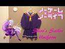 Chibi Cosplays: No Game No Life - Shiro's Sailor Uniform