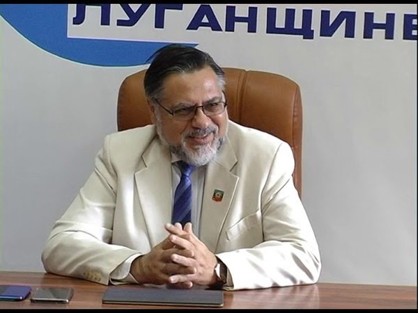 Пресс-конференция с и.о. министра иностранных дел ЛНР Владиславом Дейнего