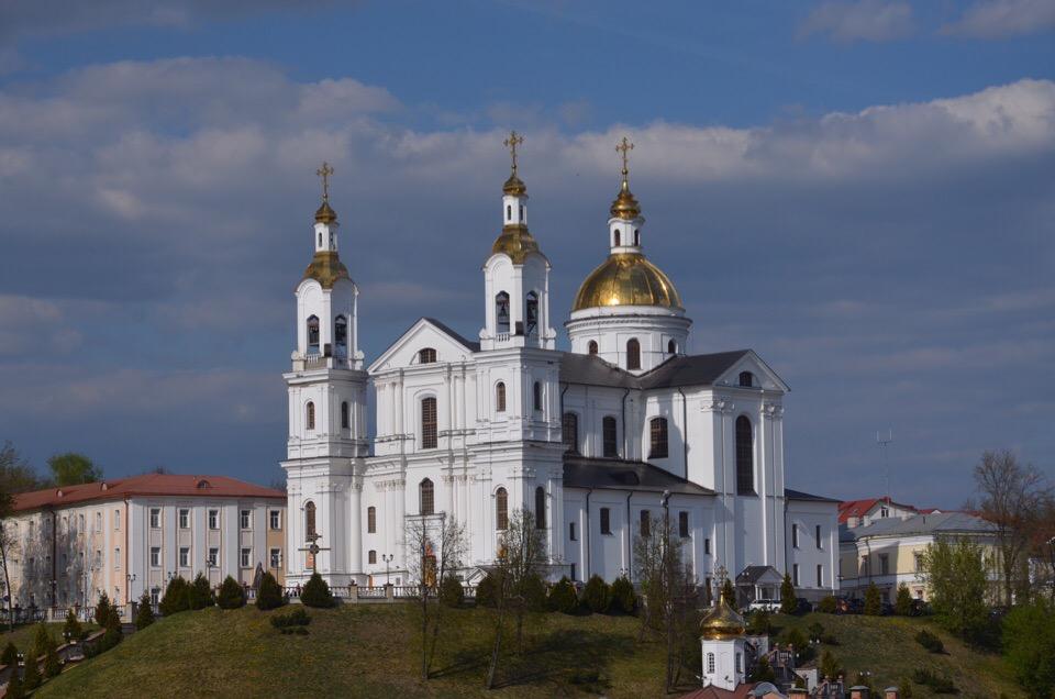 uIPCyTa6YSo Витебск - культурная столица Беларуси.