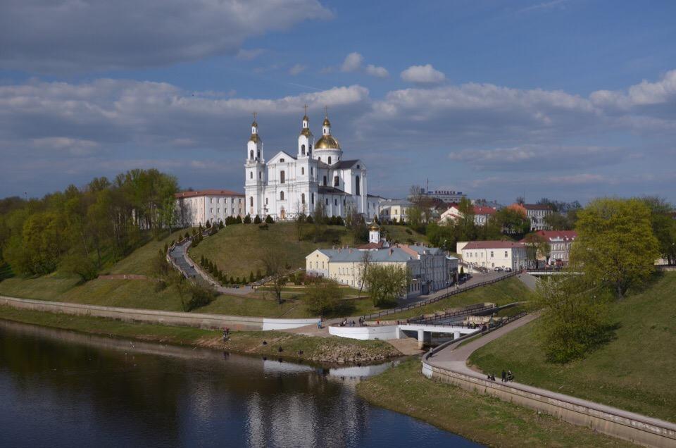 mRUW99oXWS8 Витебск - культурная столица Беларуси.
