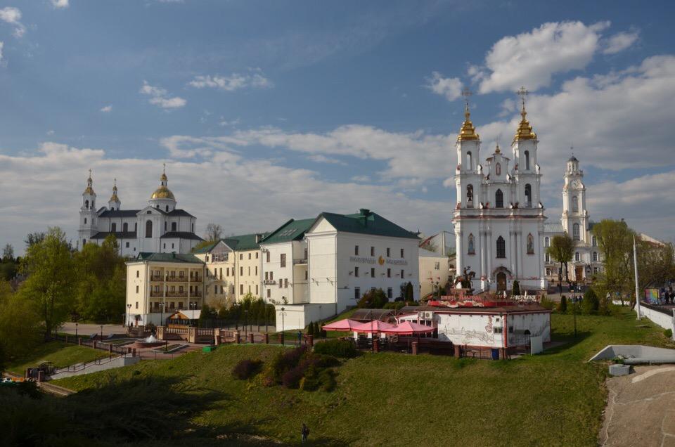 NnBp0Hh-9-k Витебск - культурная столица Беларуси.