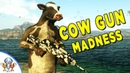 Just Cause 4 Cow Gun Easter Egg Location Cow-Moo-Flage (Udder Maddness) Turn Everyone into Cows VGTimes