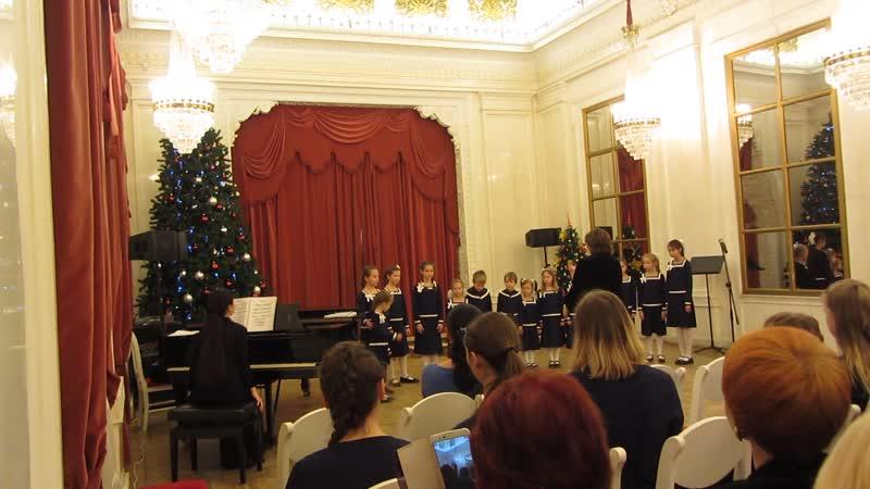 хоровой концерт Музыка сквозь века
