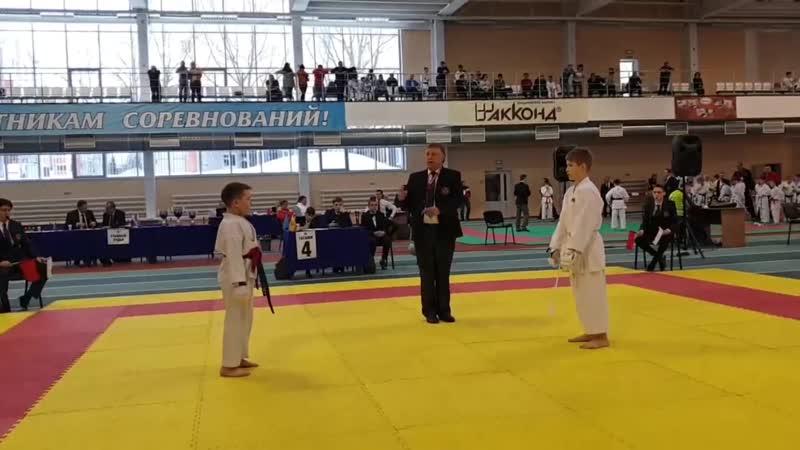 Чемпионат России по карате 2019 федерации WKC